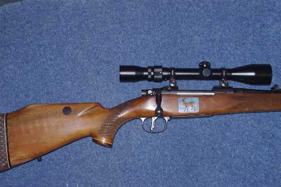 BRNO Deluxe Bolt Action  270 Rifles- GunStar