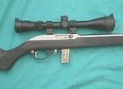 Marlin Mod 995SS (Complete Outfit) Semi-Auto .22  Rifles