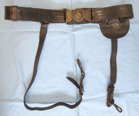 Victorian English Saddleworth Rifle Volunteer Corps Officers Morocco Leather Dre Victorian English Saddleworth Rifle Volunteer Corps Officers Morocco Leather Dre Accessories
