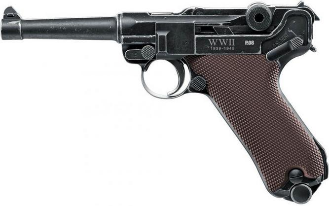 Umarex Legends Luger Limited Edition Air Guns