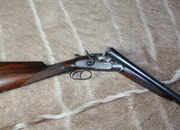 Charles Boswell TOPLEVER LIVE-PIGEON HAMMERGUN 12 Bore/gauge  Side By Side