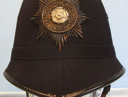 Northhamptonshire Constabulary Male Constable\'s / Sergeant\'s Blue Serge 6 Pane King's Crown Northhamptonshire Constabulary Male Constable's / Sergeant's Blue S