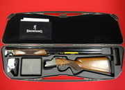 Browning B725  30 inch barrels 12 Bore/gauge  Over and Under