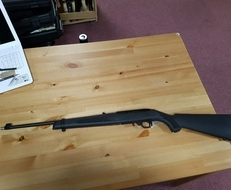 Ruger 10/22 Semi-Auto .22  Rifles