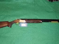 Browning 725 Sporter 12 Bore/gauge  Over and Under