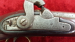 British  military percussion Coastguard pistol. Marked with a Crown over V.R. Ref 9222   Muzzleloader for sale in United Kingdom
