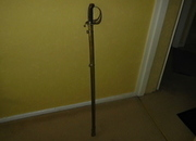 High-Quality British-made Infantry Officers Sword. 1854 Pattern Infantry Officers Sword. Swords