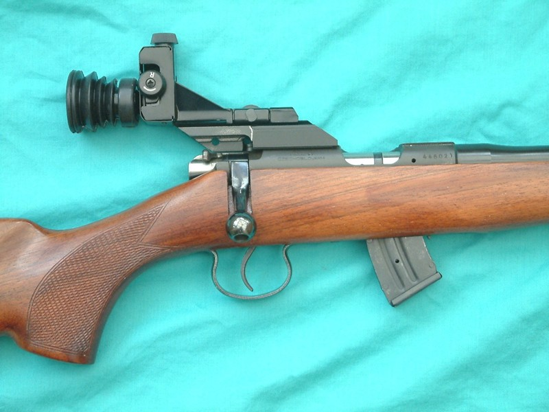 BRNO Mod 2 (Target Rifle) Bolt Action  22 Rifles- GunStar