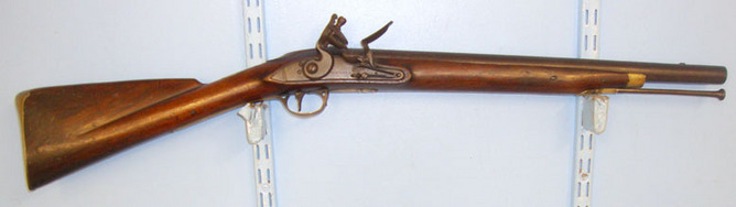 Mortimer, London, Flintlock Cavalry Carbine, Officer's Private
