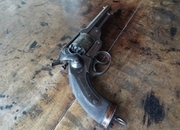 London Armoury 1861/62 percussion Kerr revolver .54  Muzzleloader