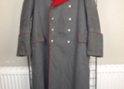 WW2 German Luftwaffe Flak Officers Private Purchase Greatcoat