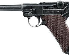 Umarex Legends Luger Limited Edition .177  Air Pistols