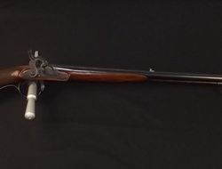 German Made House of Hanover Collection Percussion Double Barrel Hunting Rifle  Muzzleloader  .55 Rifles