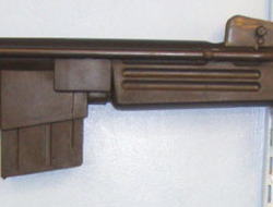 Sussex Armoury 'Jackal' Side Lever Single Shot .22 Calibre Military Assault Rifle Style Air Rif .22  Air Rifles