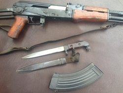 Deactivated AK47 Guns for sale - GunStar