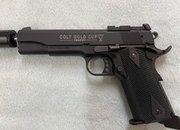 Walther Walther Colt 1911 Gold Cup LBP .22  Long Barrel