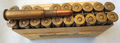 DEACTIVATED INERT. Rare 20 Round Unfired Box of .30 Army Full Patch Rounds By Wi DEACTIVATED INERT. Rare 20 Round Unfired Box of .30 Army Full Patch Rounds By Wi for sale in United Kingdom