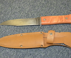 Imperial Moose-Head Knife Knives