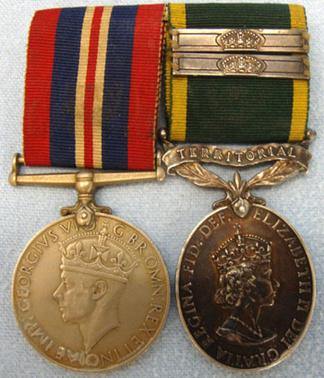 Medal Pair to Trooper J.H. Vent, Royal Tanks. Medal Pair to Trooper J.H. Vent, Royal Tanks. Accessories