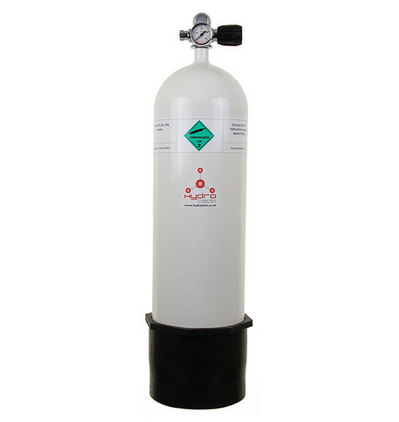 HydroTech 12 Litre Air Cylinder  Accessories