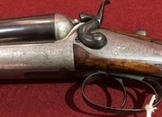 T. Horsley & Son Hammer Gun 12 Bore/gauge  Side By Side