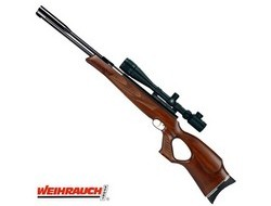Weihrauch HW97 K Thumbhole Wood   Air Rifles