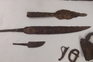 9th Century Viking Burial Kit  Other Blades for sale