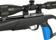 Stoeger XM1 Pre-Charged Airgun Combo KIT Scope, Silencer .22  Air Rifles