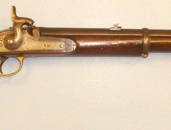 Tower .577 Calibre 2 Band Percussion Artillery Carbine With Mint 3 Groove Rifling. Single Shot .577  Rifles