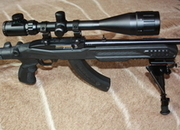 Ruger 1022 FAB Defense Tactical Sniper Semi-Auto .22  Rifles