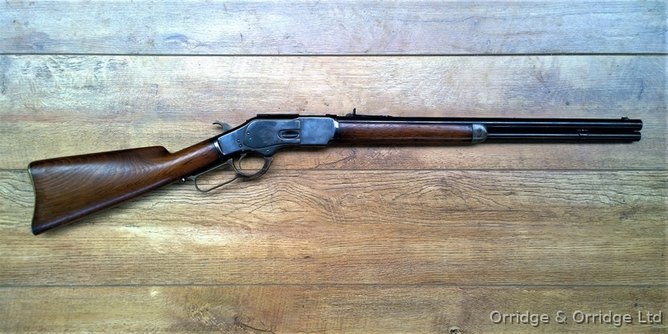 Winchester 1873 Saddle ring carbine Rifles