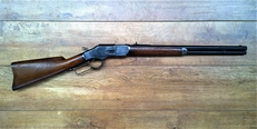 Winchester 1873 Saddle ring carbine Lever Action .38  Rifles