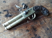 1760 Flintlock tap-action .40  Muzzleloader