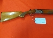 Beretta 687 12 Bore/gauge  Over and Under