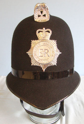 Greater Manchester Police (GMP) Male Constable's/ Sergeant's Blue Serge Helmet B Greater Manchester Police (GMP) Male Constable's/ Sergeant's Blue Serge Helmet B Accessories