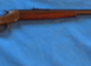 Winchester 1885 Low Wall Single Shot Single Shot .32  Rifles