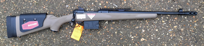 Savage Arms Model 11 Scout Rifles
