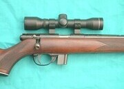 Squires Bingham & Co Mod 14 (Complete Outfit) Bolt Action .22  Rifles
