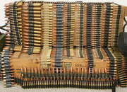 Inert Bullet Belts for Deactivated   Machine Guns