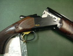 Browning B725 Blk edition 12 Bore/gauge  Over and Under