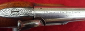 English sidehammer percussion pistol  by J Harding & Son, Boro, London. Ref 9475.   Muzzleloader for sale in United Kingdom
