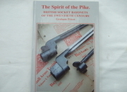 A SELECTION OF USED  ANTIQUE GUN and BAYONET BOOKS for SALE BOOKS