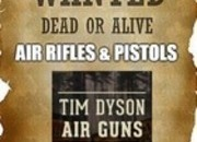 Any 'Air Rifles & Air Pistols'   Air Rifles