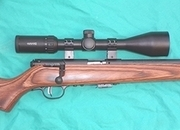 Savage Arms Model MkII (Complete Outfit) Bolt Action .22  Rifles