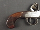 Circa 1750 Cased Pair Of Pocket Pistols    Muzzleloader for sale