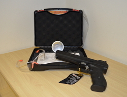 Air Force One NTK Buster .22  Air Pistols