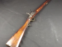 18th Century Flintlock Carbine Or Musketoon  Muzzleloader   Rifles