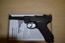 Air Force One Luger PO8 .177  Air Pistols for sale in United Kingdom