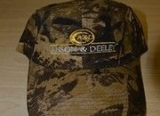 Anson & Deeley Camouflaged Hunting Baseball Caps