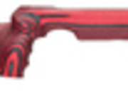 GRS Air Arms S400, S410, S500 & S510 PCP Air Rifle Red Stock
